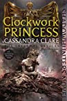 Book cover for Clockwork Princess (The Infernal Devices Book 3)