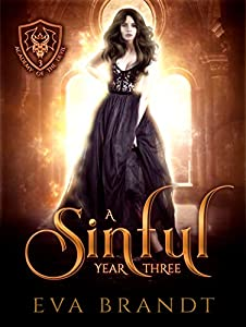 A Sinful Year Three (Academy of the Devil #3)