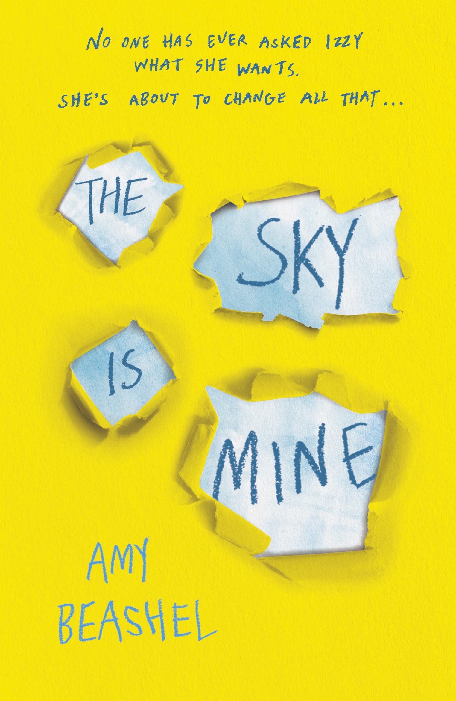 The Sky is Mine - Amy Beashel