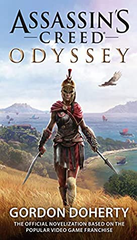 Assassin S Creed Odyssey By Gordon Doherty