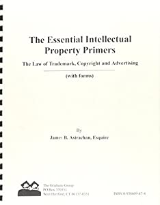 Essential Intellectual Property Primers: The Law of Trademark, Copyright And Advertising