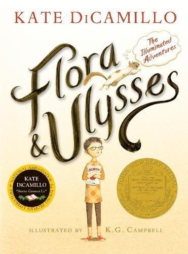 Flora & Ulysses: The Illuminated Adventures