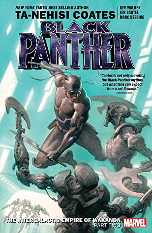 Black Panther, Book 7: The Intergalactic Empire of Wakanda, Part Two