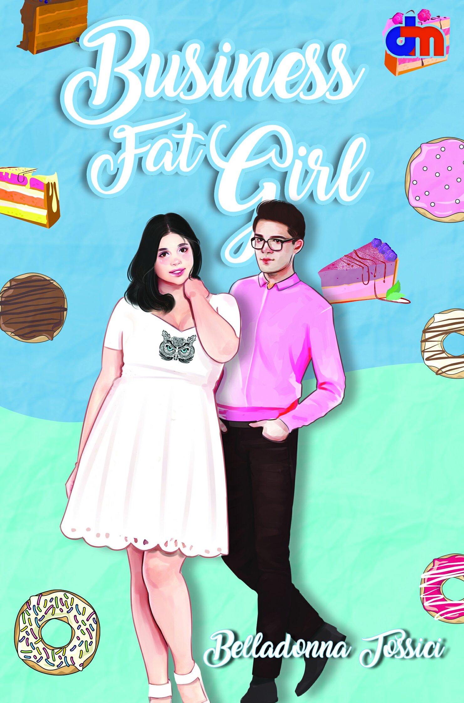 Business Fat Girl by Belladonna Tossici