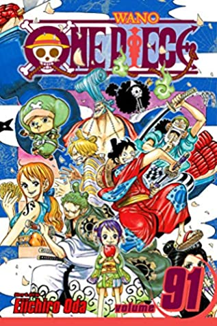 One Piece Volume 91 Adventure In The Land Of Samurai By