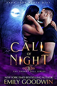 Call of Night (Thorne Hill, #3)