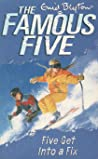 Five Get into a Fix (Famous Five, #17)