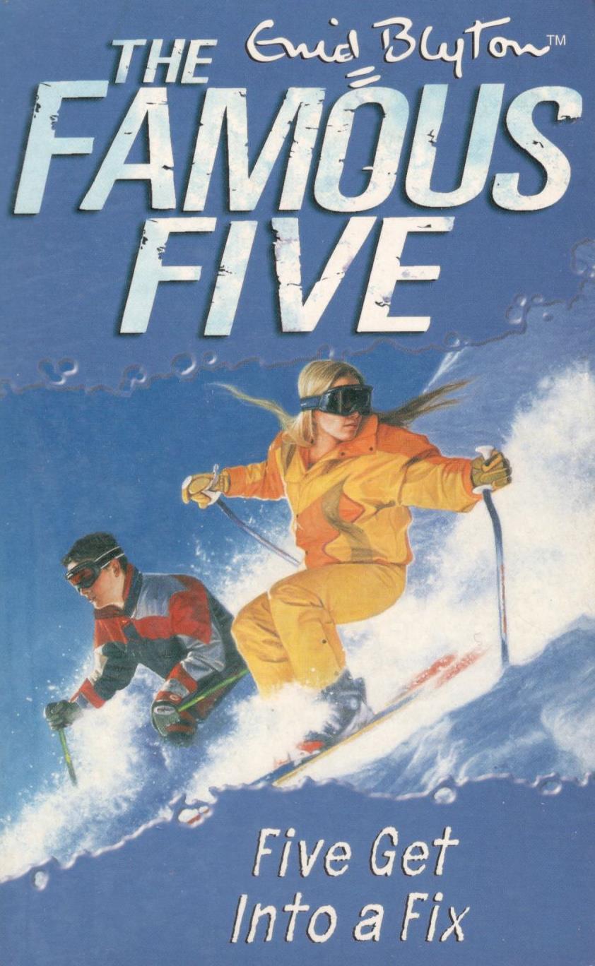 Five Get into a Fix (Famous Five, #17)