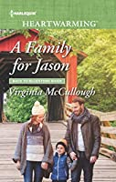 A Family for Jason (Back to Bluestone River)