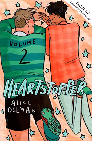 Heartstopper (Heartstopper, #2)