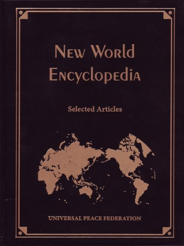 New World Encyclopedia Selected Articles By Frank Kaufmann