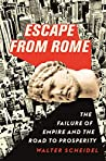 Escape from Rome by Walter Scheidel