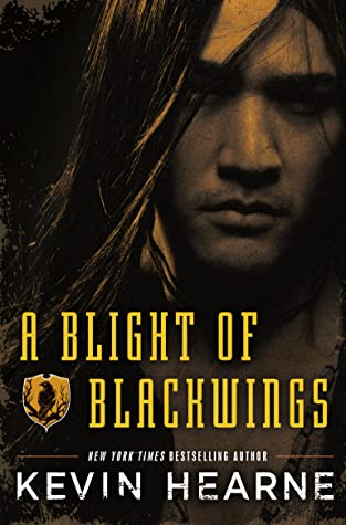 A Blight of Blackwings (Seven Kennings, #2)