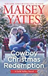 Cowboy Christmas Redemption (Gold Valley, #8)