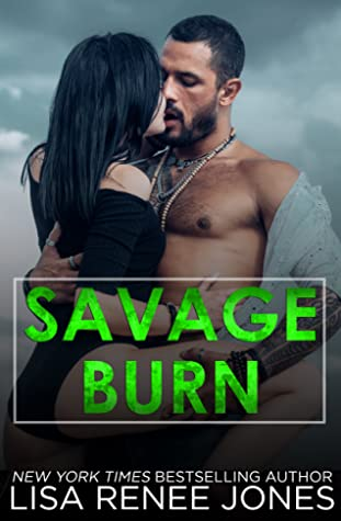 Savage Burn (Savage Trilogy, #2)