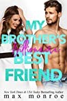 Book cover for My Brother's Billionaire Best Friend
