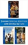 Harlequin Special Edition June 2019 - Box Set 1 of 2: A Fortune's Texas Reunion\The Cowboy's Secret Family\Having the Solider's Baby