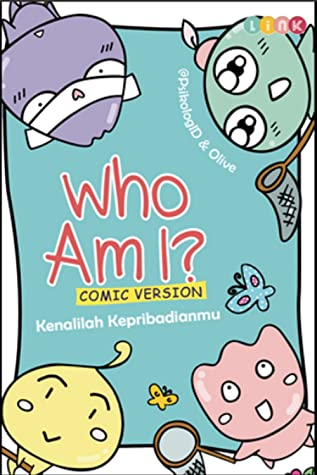 Who Am I? Comic Version(Soft Cover)