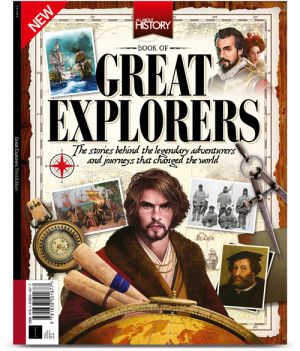 All About History - Book Of Great Explorers