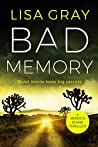 Bad Memory (Jessica Shaw, #2) ebook review
