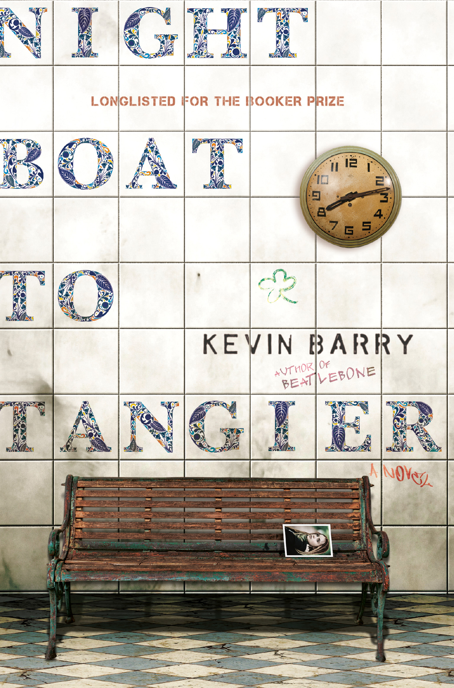 Fabulous Night Boat To Tangier By Kevin Barry Squirreltailoven Fun Painted Chair Ideas Images Squirreltailovenorg