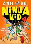 Ninja Kid 4 : Amazing Ninja!