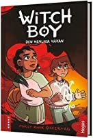 Den hemliga häxan (The Witch Boy, #2)