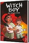 Den hemliga häxan (The Witch Boy, #2)
