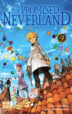 The Promised Neverland, tome 9 by Kaiu Shirai