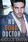 No Good Doctor (Heroes of Heart's Edge, #2)