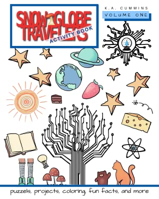 Snow Globe Travelers Activity Book Volume One