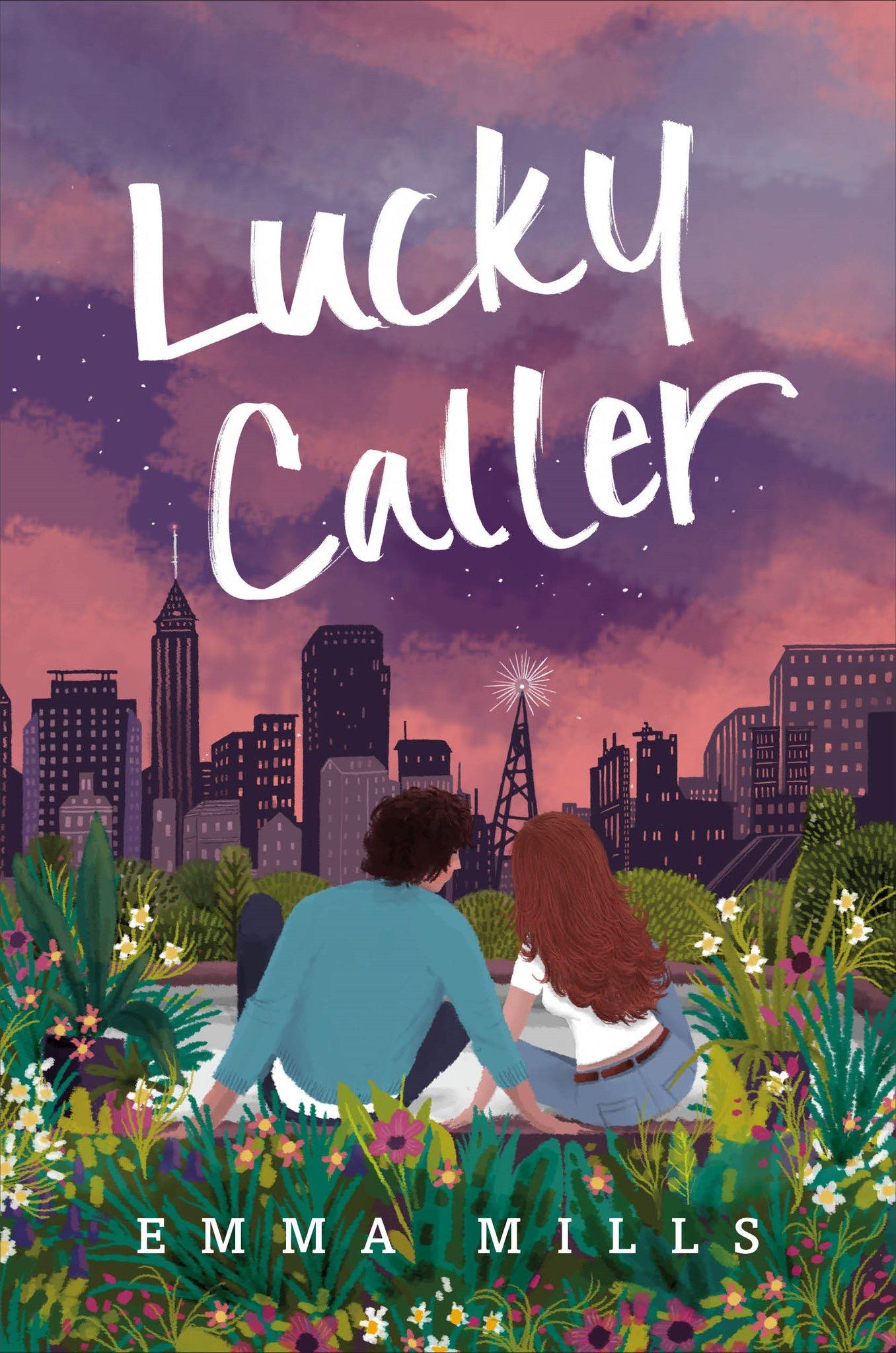 Lucky Caller - Emma Mills