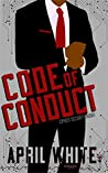 Book cover for Code of Conduct (Cipher Security, #1)