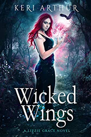Wicked Wings (Lizzie Grace, #5)
