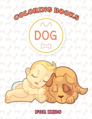Dog Coloring Books For Kids Cute Puppy Coloring Pages For Boys