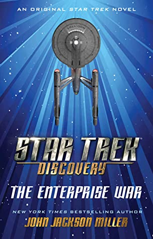 The Enterprise War (Star Trek: Discovery, #5)