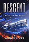 Descent (Liberation War #8) ebook review