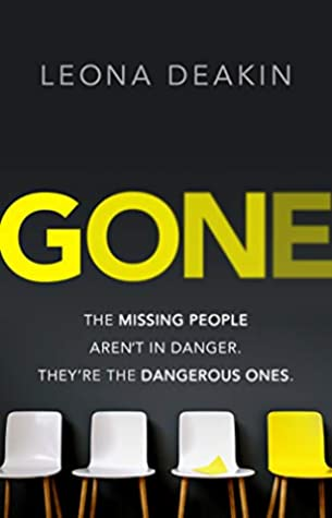 Gone (Dr. Bloom, #1)