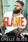 Flame (Men of Inked: Heatwave, #1)