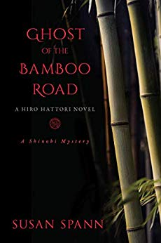 Ghost of the Bamboo Road (Shinobi Mystery #7)