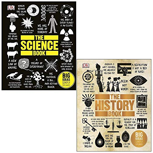 DK The Science Book Big Ideas Simply Explained