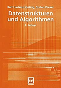 Datenstrukturen und Algorithmen.