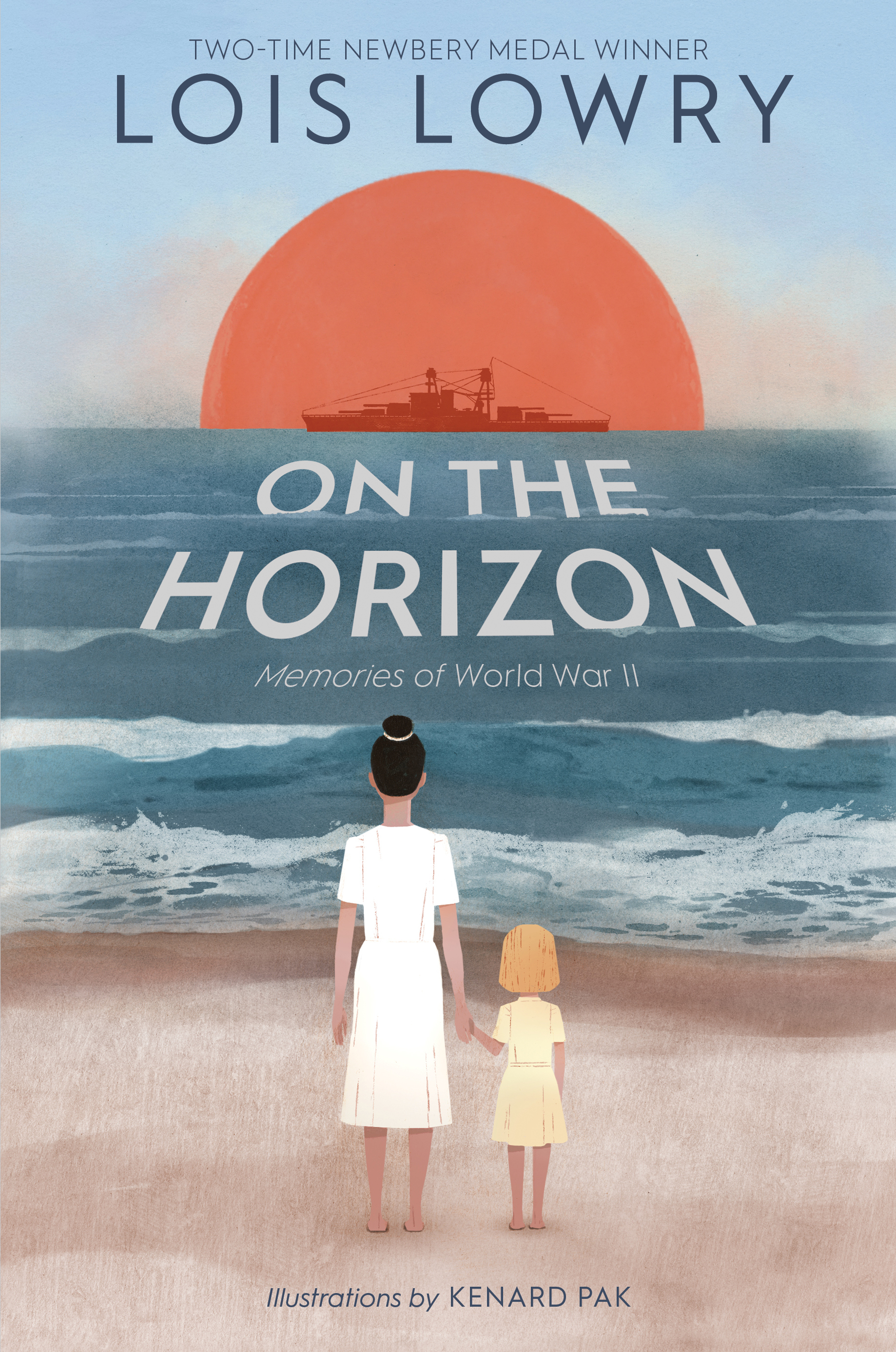 On the Horizon - Lois Lowry