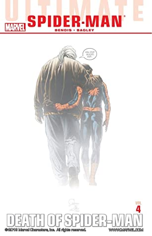 Ultimate Comics Spider-Man: Death of Spider-Man