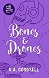 Bones and Drones: (Bones & Drones Series Book 1: A Pine Grove Mystery)