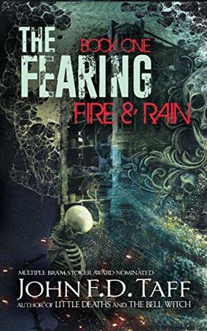 Fire & Rain (The Fearing #1)
