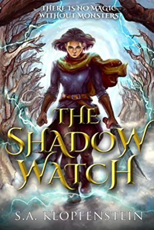 The Shadow Watch (The Watcher Epic #1)