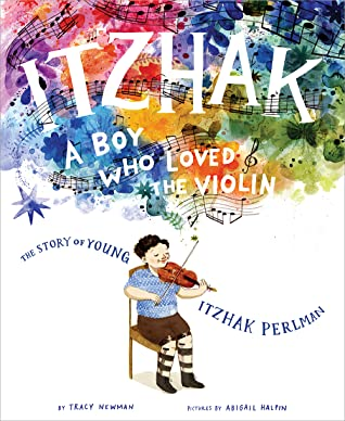 Itzhak cover art with link to Goodreads description