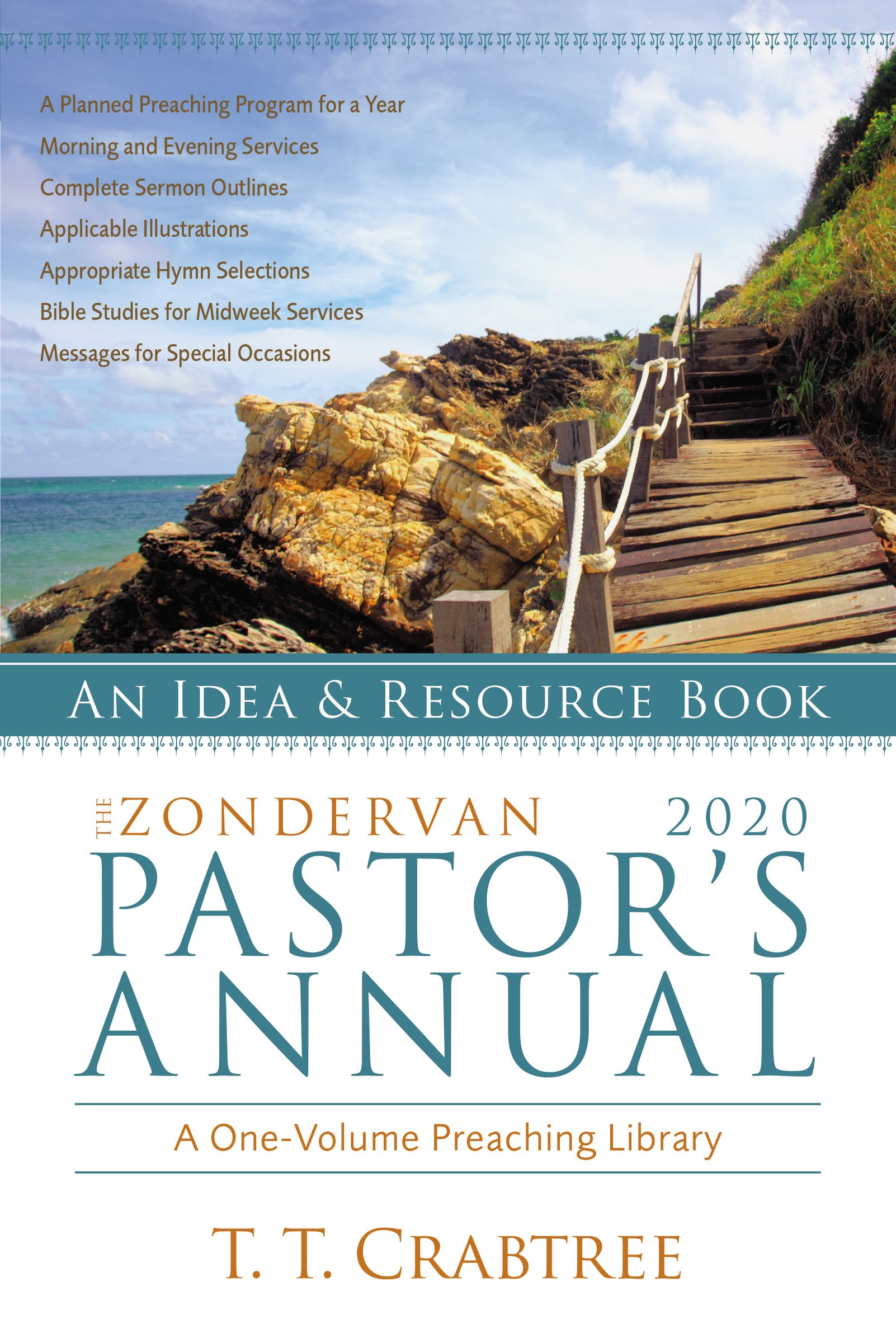 The Zondervan 2020 Pastor's Annual: An Idea and Resource