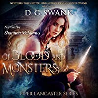 Of Blood and Monsters (Piper Lancaster, #3)